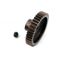 Zeppin Racing Hardened Alu The Silent Pinion 17T 48pitch #ZR-P4817